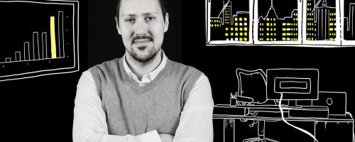 Ferdinando, Risk Management Specialist per Enel, laureato alla Vanvitelli. Scopri la sua storia