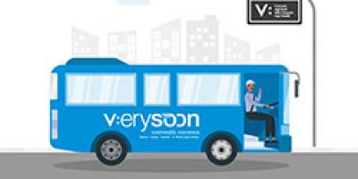 Verysoon, riparte il servizio di navette della Vanvitelli per gli studenti