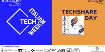 Techshare Day, alla fiera della tecnologia cinque invenzioni targate Vanvitelli