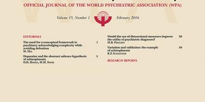 Scienza e ricerca, la World Psychiatry della Vanvitelli prima in classifica