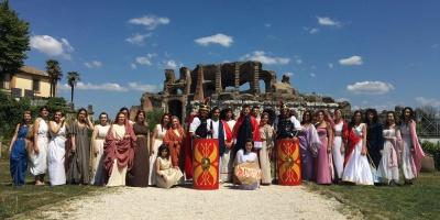 Festbook, il flashmob degli studenti dell'Università